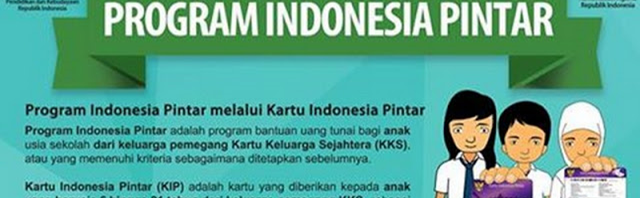 Juklak Program Indonesia Pintar 2017
